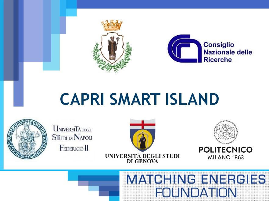 capri smart island
